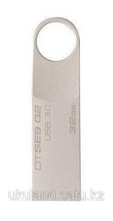 USB Флеш 32GB 3.0 Kingston DTSE9G2/32GB металл