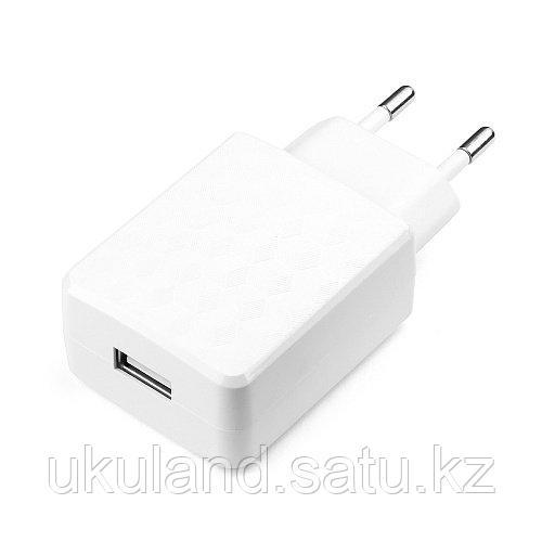 Адаптер питания Cablexpert MP3A-PC-03 100/220V - 5V USB 1 порт, 1A, белый