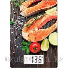 Весы кухонные Scarlett SC-KS57P37 (лосось)