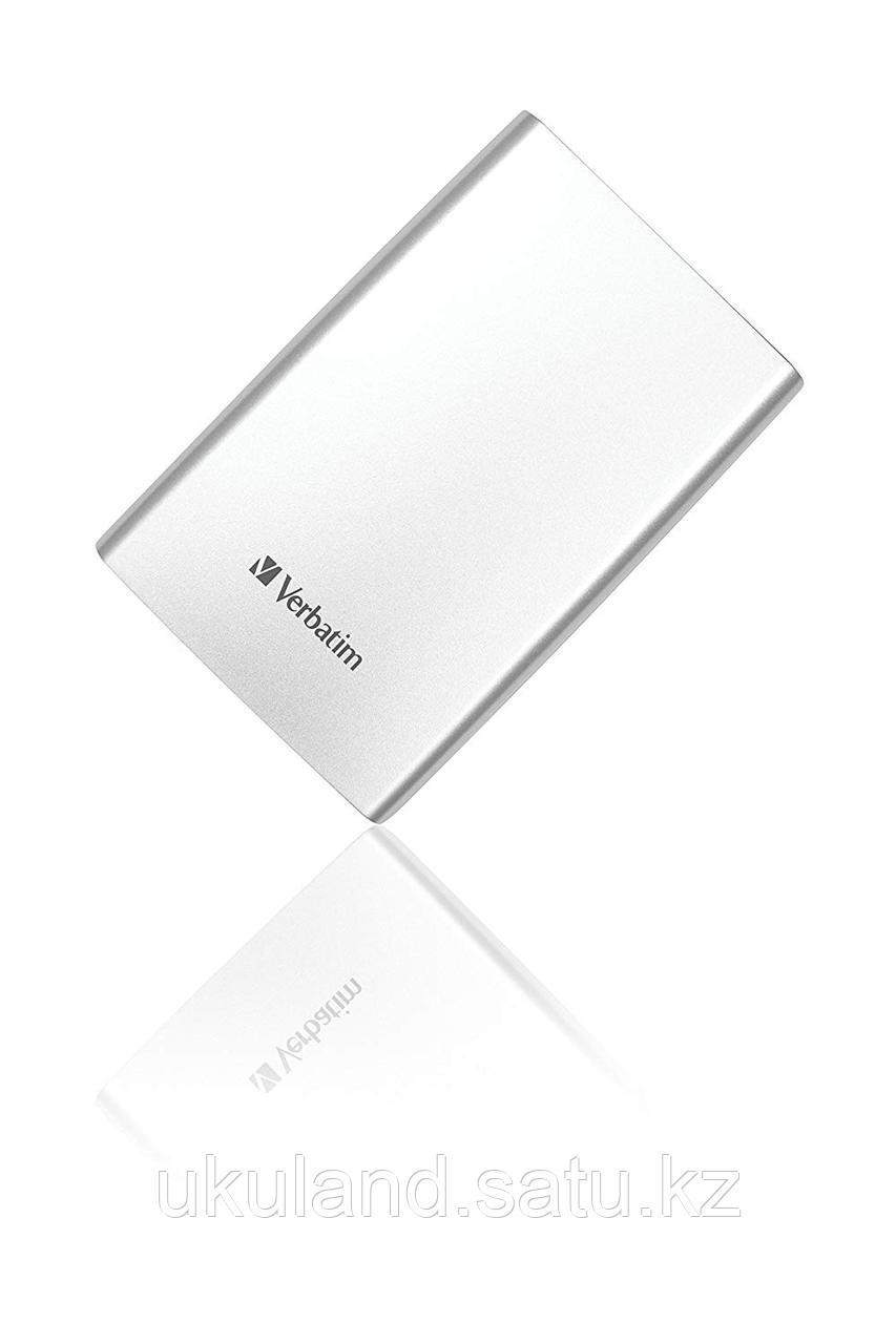 Внешний жесткий диск 2,5 1TB Verbatim 053071 серебро