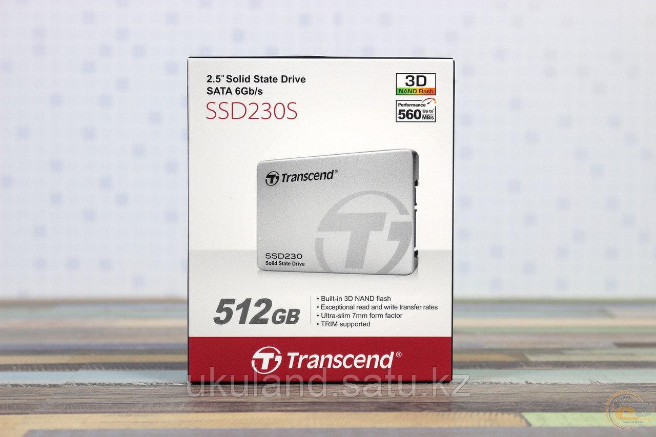 Жесткий диск SSD 512GB Transcend TS512GSSD230S