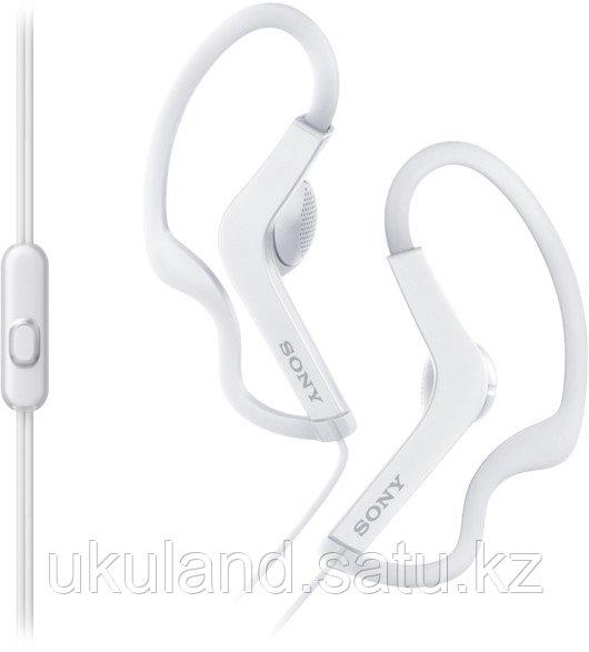 Наушники-вкладыши проводные Sony MDR-AS210 белый