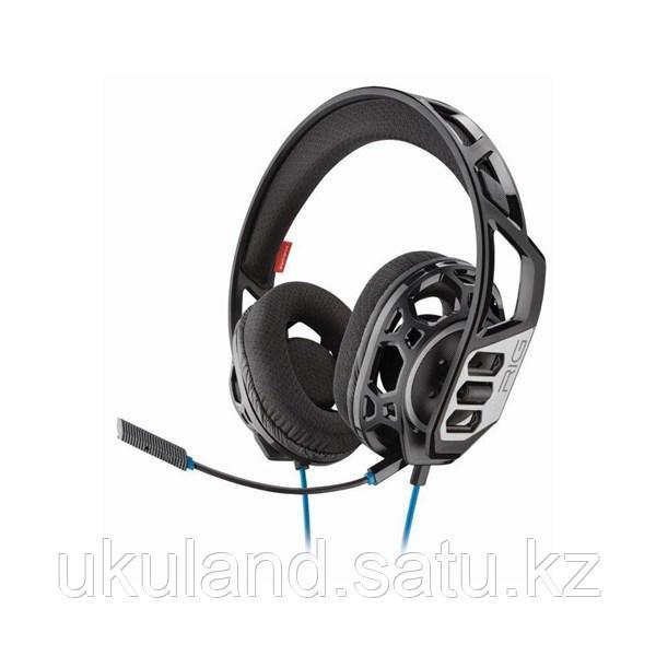 Наушники-гарнитура игровые Plantronics RIG 300 HS черный