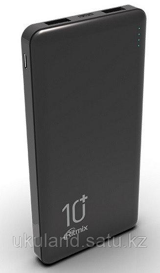 Зарядное устройство Power bank Ritmix RPB-10000 черный