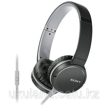 Наушники-гарнитура проводные Sony MDR-ZX660AP черный