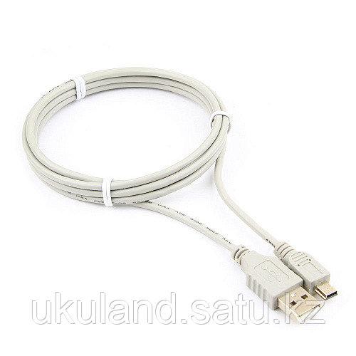 Кабель USB 2.0 Gembird CC-USB2-AM5P-6, AM/miniUSB 5P, 1.8м, пакет