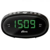 Радиочасы Ritmix RRC-616 black