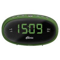 Радиочасы Ritmix RRC-616 green