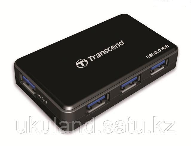 Разветвитель Transcend TS-HUB3K, USB3.0 4-Port HUB