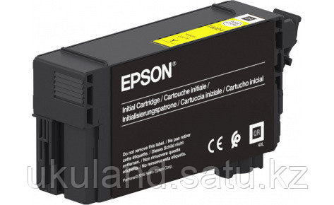 Картридж Epson C13T40D440 UltraChrome XD2 Yellow T40D440(50ml)