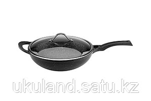 Сковорода ВОК VINZER Premium Granite Induction 89456 32см.