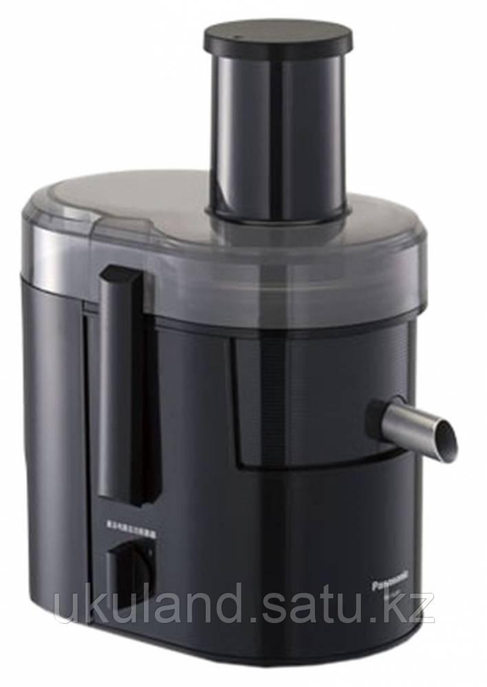 Соковыжималка центробежная Panasonic MJ-SJ01KTQ черный