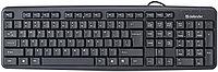Клавиатура проводная Defender Element HB-520 RU черный USB
