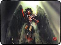 Коврик для мышки игровой Defender Angel of Death M 360x270x3 мм, ткань+резина