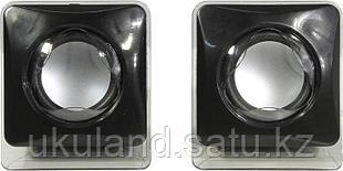 Компактная акустика 2.0 Defender SPK 35 черный USB