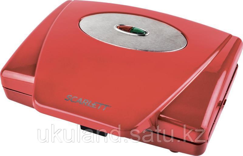 Сэндвичница Scarlett SC-TM11036 красный