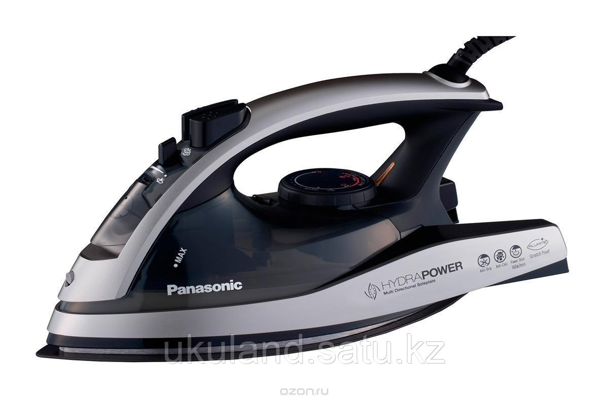 Утюг Panasonic NI-W950ALTW черный/металл