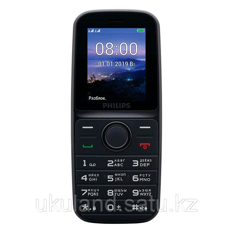 Мобильный телефон Philips E125 черный