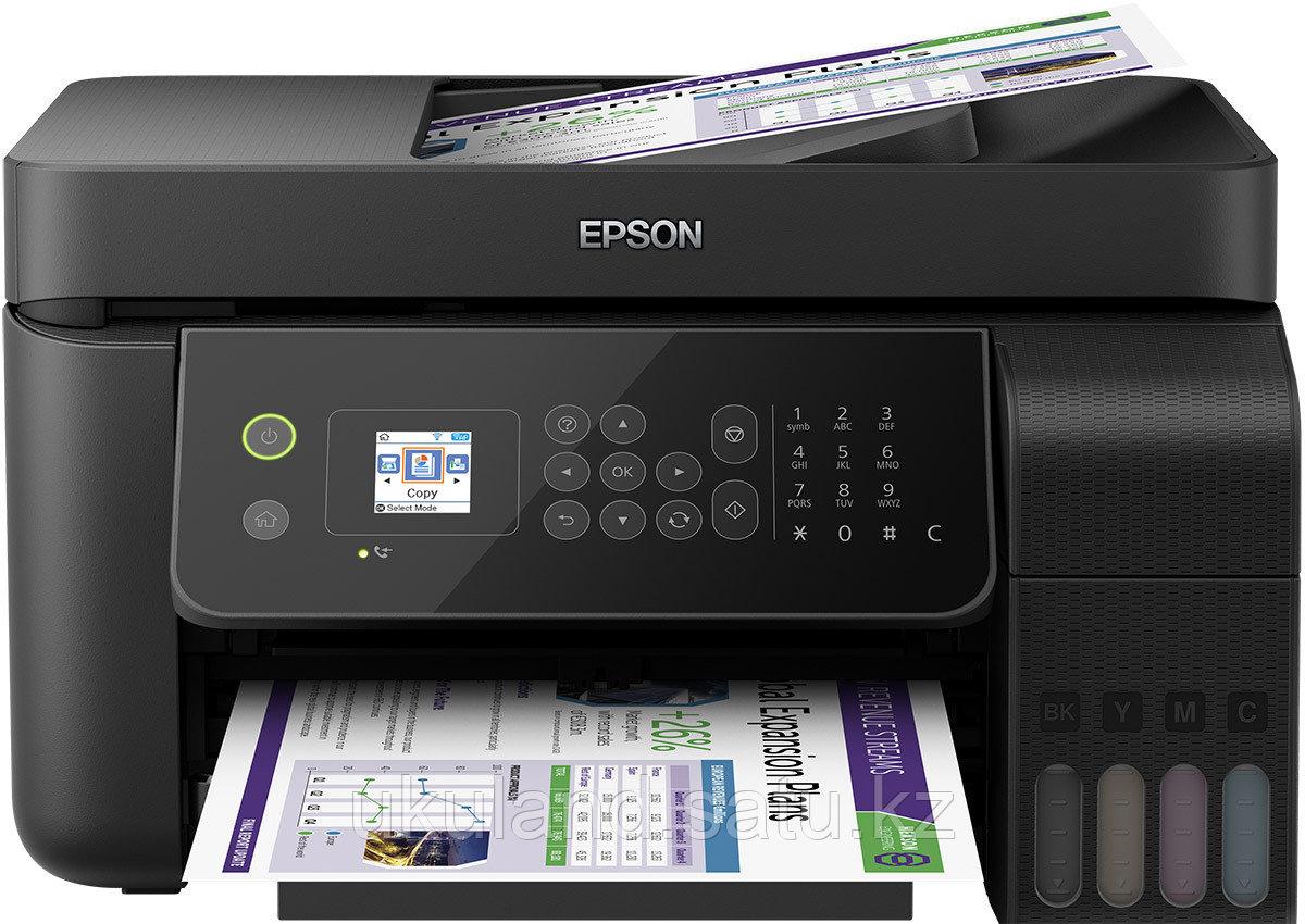 МФУ Epson L5190  фабрика печати, факс,Wi-Fi
