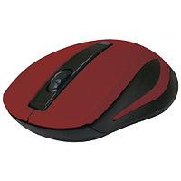 Мышь беспроводная Defender MM-605 красный