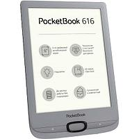 Электронная книга PocketBook PB616-S-CIS серебро