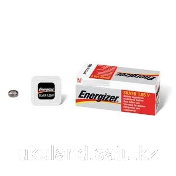 Элемент питания Energizer  SILV OX 395-399-1Z часовая -1 штука в упаковке