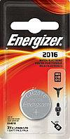 Элемент питания Energizer CR2016 -1 штука в блистере