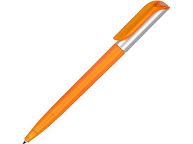 Ручка шариковая Арлекин, оранжевый