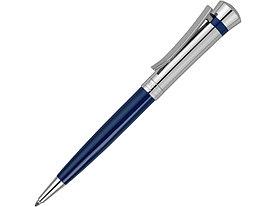 Ручка шариковая Nina Ricci модель Legende Blue, синий/серебристый