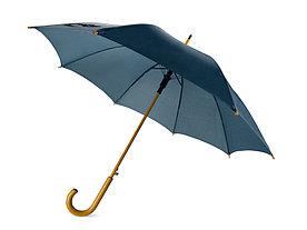 Зонт-трость Радуга, синий 2767C