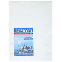 Пленка для струйной печати Lomond 0708315 ПРОЗРАЧНАЯ, A3, 100 МКМ, 50 ЛИСТОВ