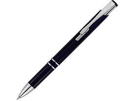 Ручка шариковая Калгари синий металлик