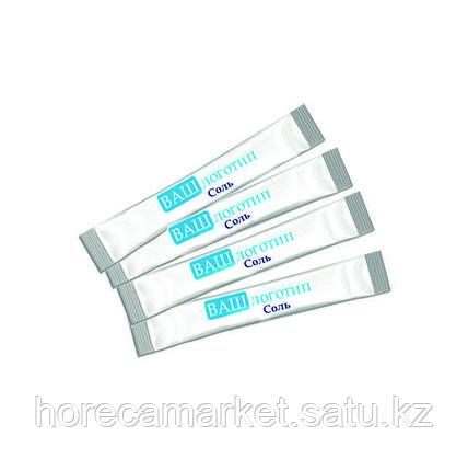 Соль в пакетике с логотипом., фото 2