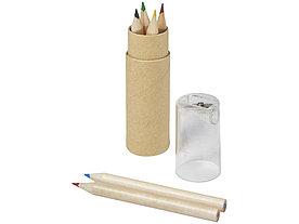Набор карандашей Тук, прозрачный