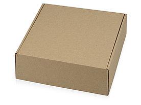 Коробка подарочная Zand L, крафт