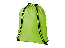 Рюкзак стильный Oriole, зеленое яблоко