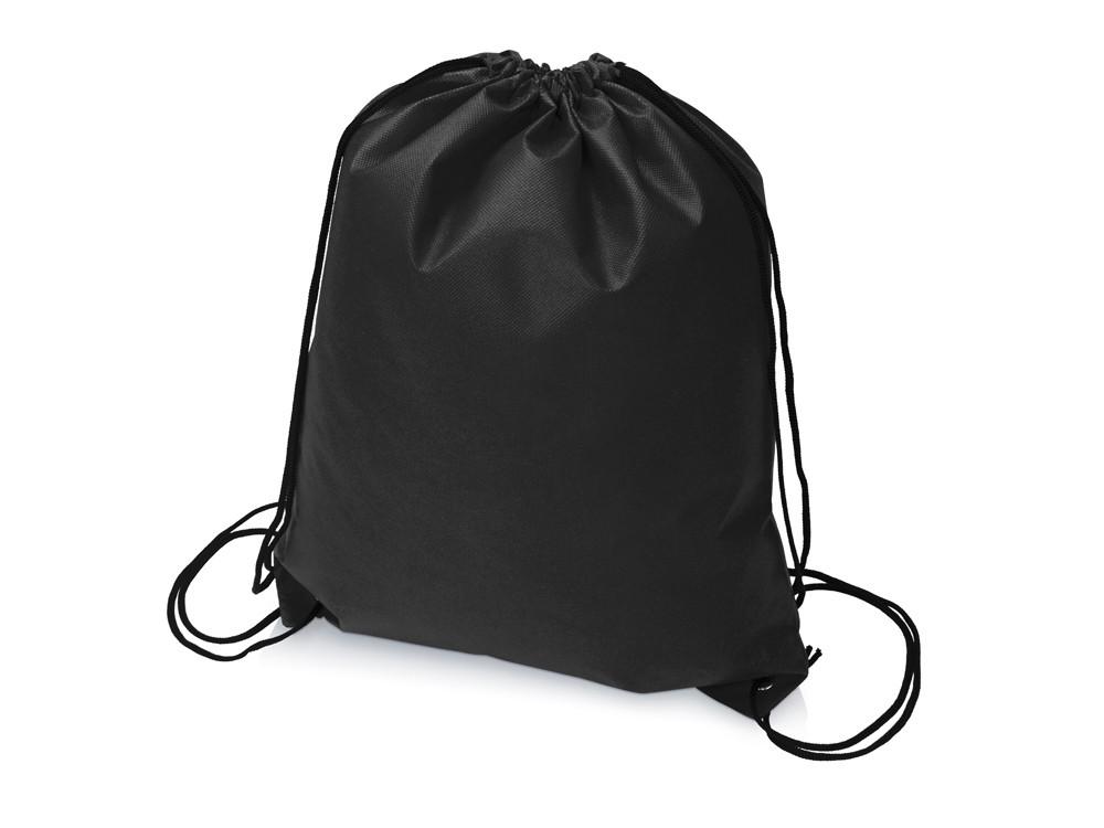 Рюкзак-мешок Пилигрим, черный