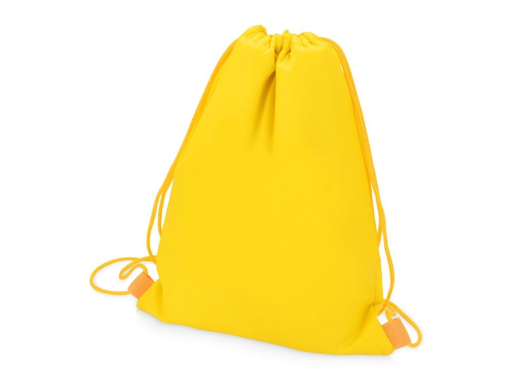 Рюкзак-холодильник Фрио, желтый
