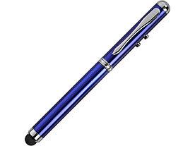 Ручка-стилус Каспер 3 в 1, синий