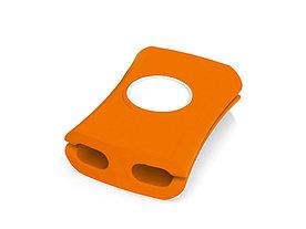 Органайзер для проводов Snappi, оранжевый