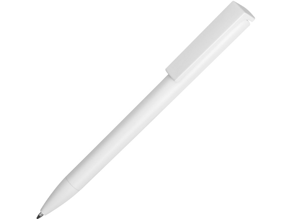 Ручка пластиковая шариковая Fillip, белый