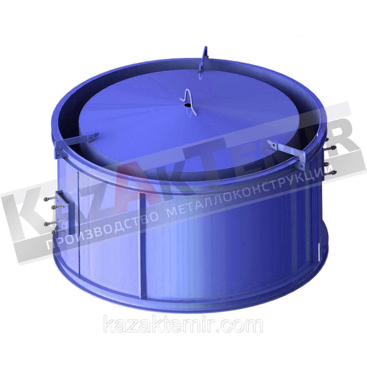ЗК 9.200 для производства водопропускных труб (металлоформа)