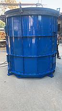ЗК 9.200 для производства водопропускных труб (металлоформа), фото 3