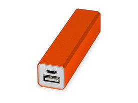 Портативное зарядное устройство Брадуэлл, 2200 mAh, оранжевый