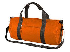 Сумка спортивная Айзек, оранжевый