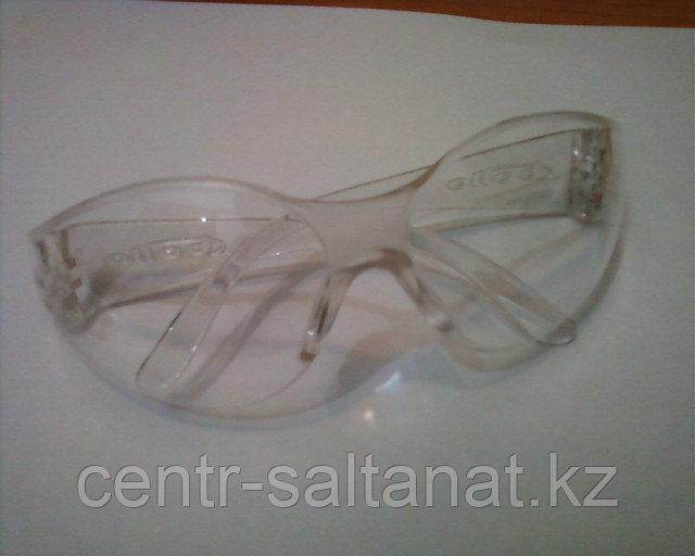 Очки пластиковые для наращивания ногтей
