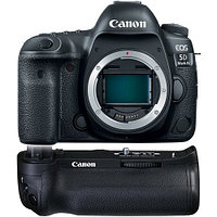 Цифровой фотоаппарат Canon EOS 5D Mark IV Body + Батарейный блок BG-E20 Rus (гарантия 2 года + страховка)