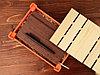 Подарочная деревянная коробка, оранжевый, фото 2