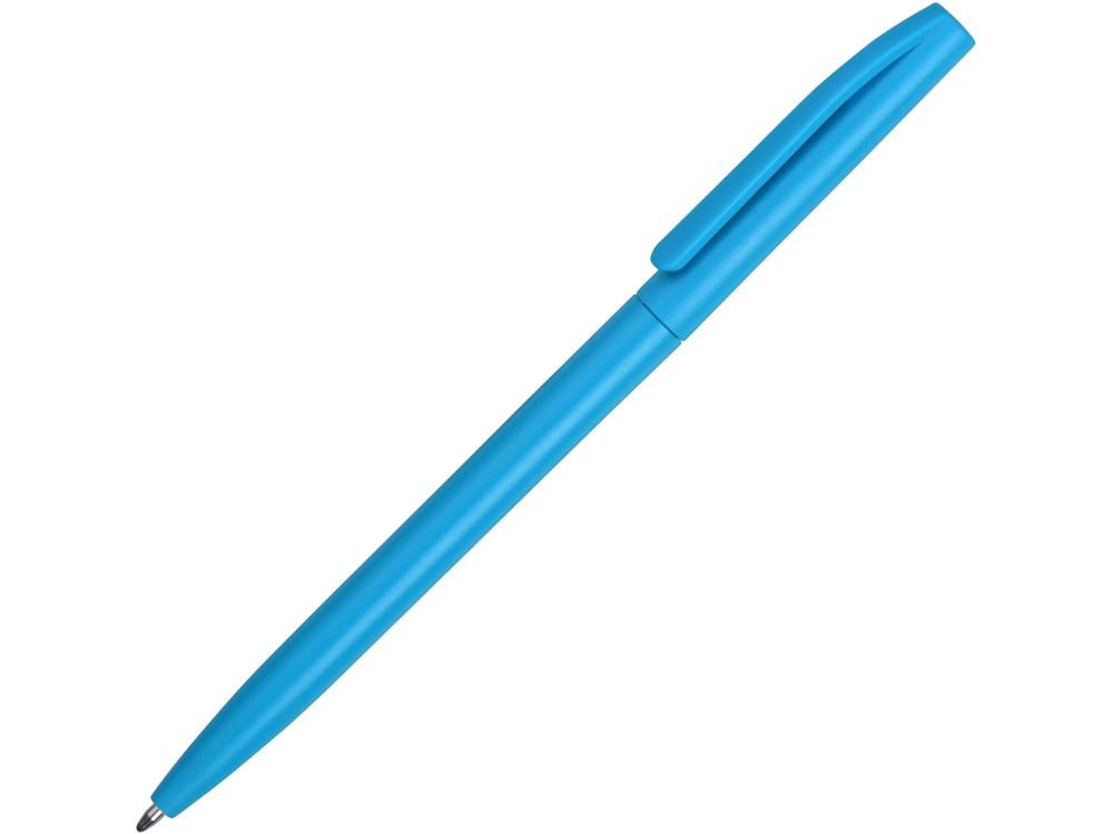 Ручка пластиковая шариковая Reedy, голубой