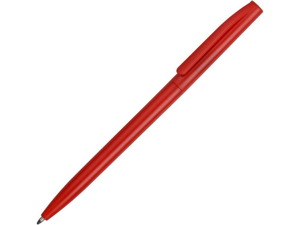 Ручка пластиковая шариковая Reedy, красный